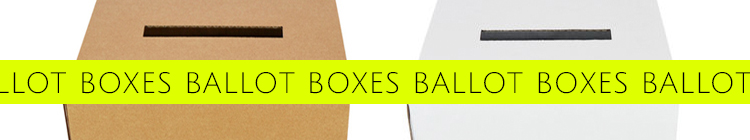 Ballot Boxes online category page