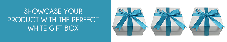 Budget White Gift Boxes