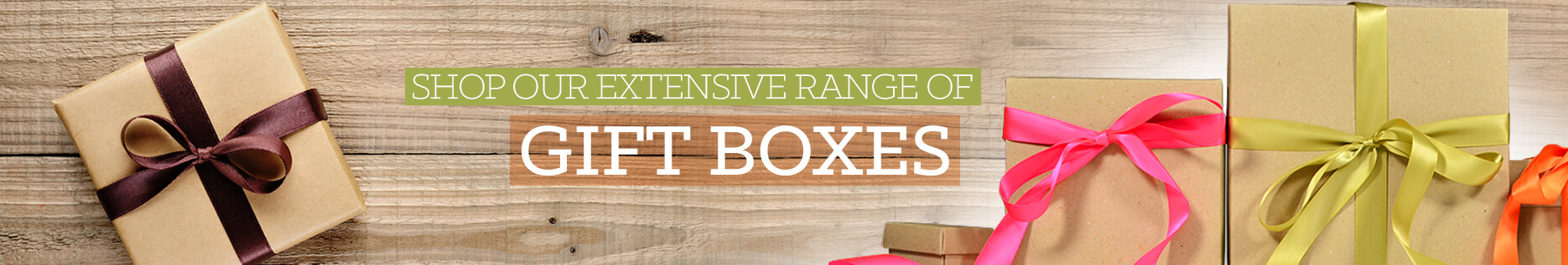 BANNER: Gift Boxes 3