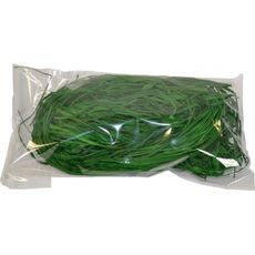 Dark Green Raffia (25 gram pack)