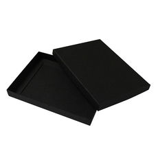 C6 Invitation Box - Jet Black