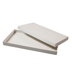 DL Invitation Box-White Semi Gloss