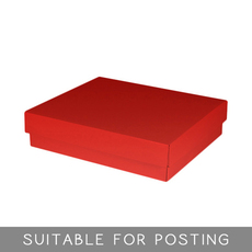 Chocolate Box - Gloss Red