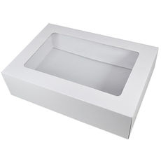 Gourmet Display Large - Gloss White