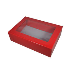 Gourmet Display Small - Gloss Red