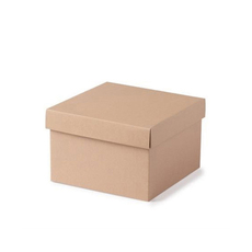 Large Gift Box - Kraft Brown