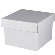 Large Gift Box - Gloss White