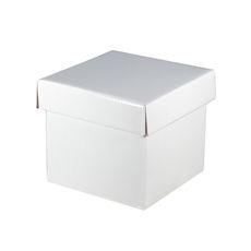 Mini Gift Box - Gloss White