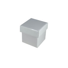 Tiny Gift Box - Gloss White