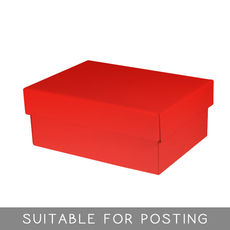 Goblet Box - Gloss Red