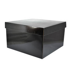 Extra Large Hamper Box - Black