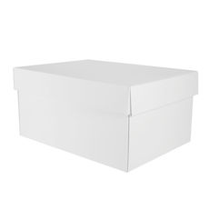 Extra Large Hamper Box - White