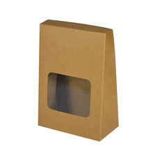 Infinity Window Boxes Lem 1 - Kraft Brown