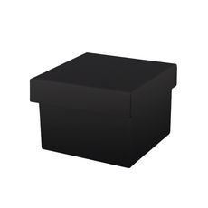 Medium Gift Box - Gloss Black