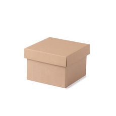 Medium Gift Box - Kraft Brown