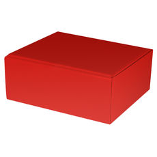 Large Shipper Box - Gloss Red