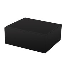 Small Shipper Box - Gloss Black