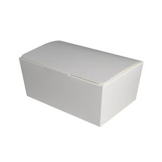 Sweets & Cake Slice Box 4 - Medium - White Gloss