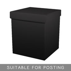 Tall Gift Box - Gloss Black