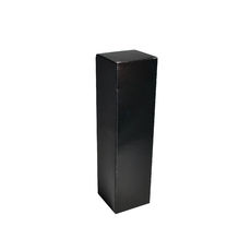 Single Wine Box - Gloss Black