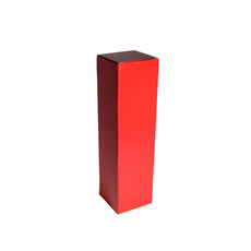 Single Wine Box - Gloss Red