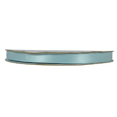 Satin Ribbon (10mm x 92metres) - Baby Blue
