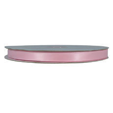 Satin Ribbon (10mm x 92metres) - Pink