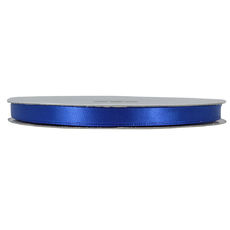 Satin Ribbon (10mm x 92metres) - Royal Blue
