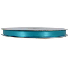 Satin Ribbon (10mm x 92metres) - Teal