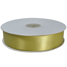 Satin Ribbon (25mm x 45metres) - Willow Green