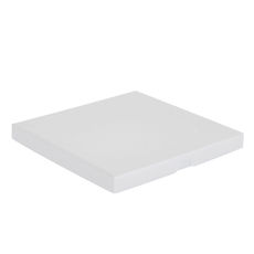 Square Rigid Box - White Gloss
