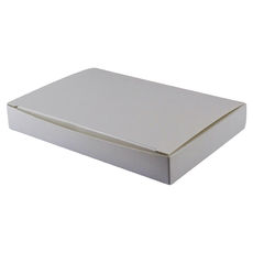 Large Keyring Box- Gloss White
