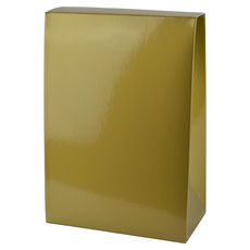 Pyramid Large - Gloss Gold