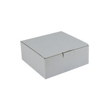 One Piece Postage & Gift Box 18838 -Kraft White