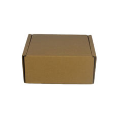 One Piece Postage Box 246 - Kraft Brown