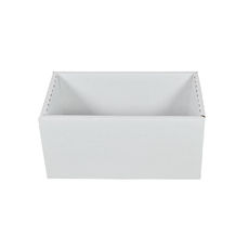 Self Locking Tray 4576 - Kraft White