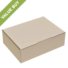 A4 Postage Box White (Now made from 100% Recycled Cardboard)