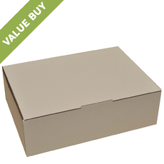 Large Postage Box White