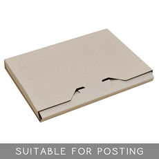 WAS $3.75 - NOW $1.87 - 67 x DVD Postage Box White