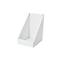 Self Locking Counter Display 4961 - Kraft White