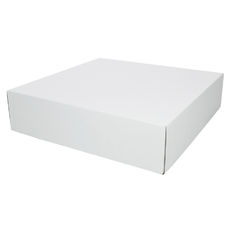Two Piece Postage & Gift Box 6592 -Kraft White