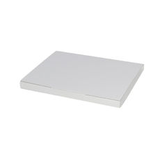 Book Box Twist Mailer 8 - Kraft White