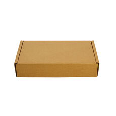 One Piece Postage Box 8511 - Kraft Brown