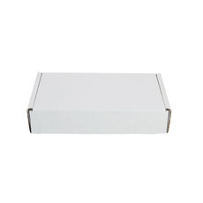 One Piece Postage Box 8511 - Kraft White