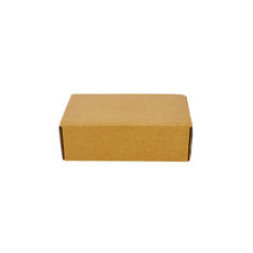 One Piece Postage Box 8931 - Kraft Brown