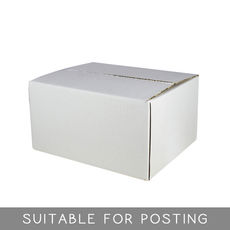 Wine Carton - Half Dozen Laydown White
