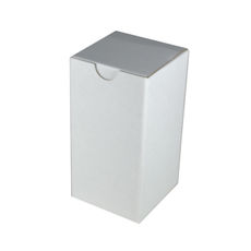 Candle Box 80/150 - White Cardboard