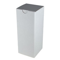 Candle Box 80/200 - White Cardboard