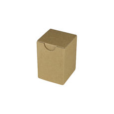 Candle Box 55/80 - Brown Cardboard