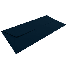 DL Gift Voucher Pouch - Gloss Navy Blue (215 x 105 x 2mm)